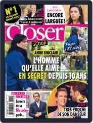 Closer France (Digital) Subscription October 26th, 2012 Issue