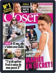 Closer France (Digital) Subscription November 16th, 2012 Issue