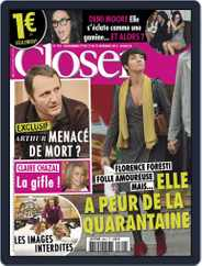 Closer France (Digital) Subscription December 17th, 2012 Issue