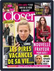 Closer France (Digital) Subscription January 19th, 2013 Issue