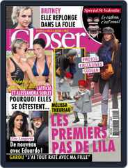 Closer France (Digital) Subscription February 8th, 2013 Issue