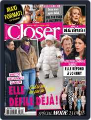Closer France (Digital) Subscription February 15th, 2013 Issue