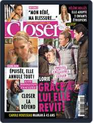 Closer France (Digital) Subscription February 22nd, 2013 Issue