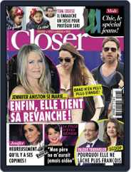 Closer France (Digital) Subscription March 1st, 2013 Issue