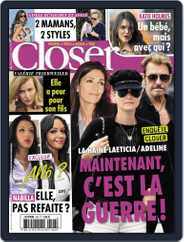 Closer France (Digital) Subscription March 25th, 2013 Issue