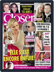Closer France (Digital) Subscription May 10th, 2013 Issue