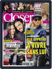 Closer France (Digital) Subscription May 25th, 2013 Issue