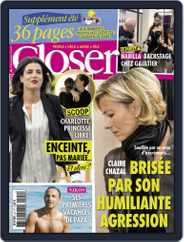 Closer France (Digital) Subscription July 5th, 2013 Issue