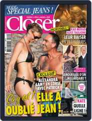 Closer France (Digital) Subscription August 30th, 2013 Issue