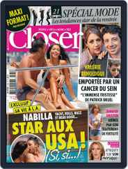 Closer France (Digital) Subscription September 6th, 2013 Issue