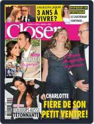 Closer France (Digital) Subscription September 20th, 2013 Issue
