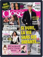 Closer France (Digital) Subscription October 11th, 2013 Issue