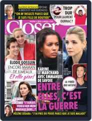 Closer France (Digital) Subscription October 18th, 2013 Issue