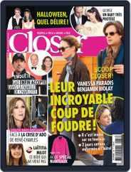 Closer France (Digital) Subscription October 31st, 2013 Issue