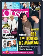 Closer France (Digital) Subscription December 26th, 2013 Issue