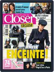 Closer France (Digital) Subscription February 27th, 2014 Issue