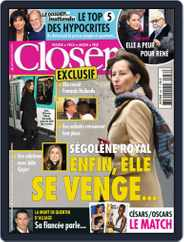 Closer France (Digital) Subscription March 6th, 2014 Issue