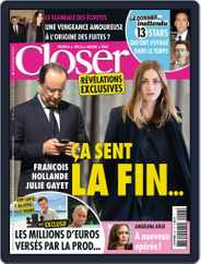 Closer France (Digital) Subscription March 13th, 2014 Issue
