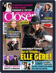 Closer France (Digital) Subscription March 20th, 2014 Issue