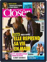 Closer France (Digital) Subscription April 17th, 2014 Issue