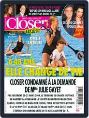 Closer France (Digital) Subscription May 1st, 2014 Issue