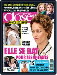 Closer France (Digital) Subscription May 15th, 2014 Issue