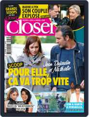 Closer France (Digital) Subscription May 29th, 2014 Issue