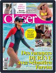 Closer France (Digital) Subscription January 4th, 2019 Issue