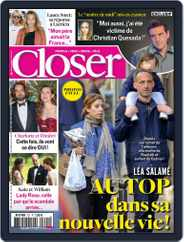 Closer France (Digital) Subscription April 5th, 2019 Issue