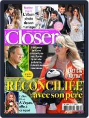 Closer France (Digital) Subscription June 14th, 2019 Issue