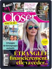 Closer France (Digital) Subscription July 5th, 2019 Issue