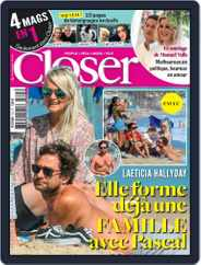 Closer France (Digital) Subscription September 20th, 2019 Issue