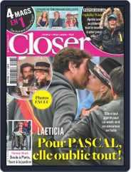 Closer France (Digital) Subscription October 4th, 2019 Issue