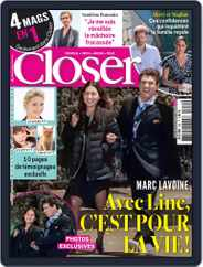 Closer France (Digital) Subscription October 25th, 2019 Issue
