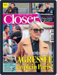 Closer France (Digital) Subscription January 17th, 2020 Issue
