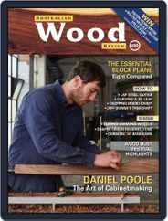 Australian Wood Review (Digital) Subscription September 1st, 2018 Issue