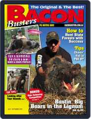 Bacon Busters (Digital) Subscription July 1st, 2018 Issue