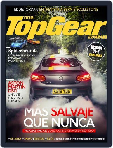 Top Gear España (Digital) September 1st, 2016 Issue Cover