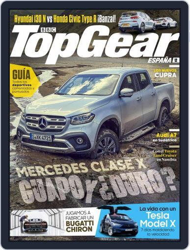 Top Gear España (Digital) March 1st, 2018 Issue Cover