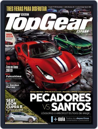 Top Gear España (Digital) May 18th, 2018 Issue Cover