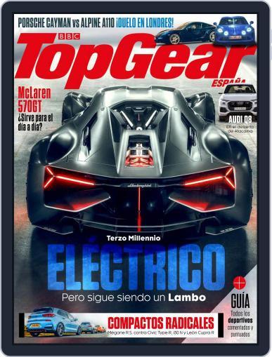 Top Gear España (Digital) July 1st, 2018 Issue Cover