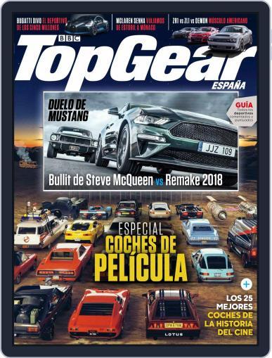 Top Gear España (Digital) September 1st, 2018 Issue Cover