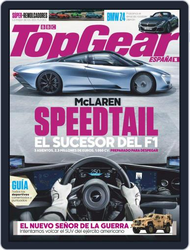 Top Gear España (Digital) November 1st, 2018 Issue Cover
