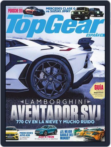Top Gear España (Digital) January 1st, 2019 Issue Cover