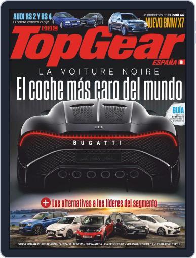 Top Gear España (Digital) March 1st, 2019 Issue Cover
