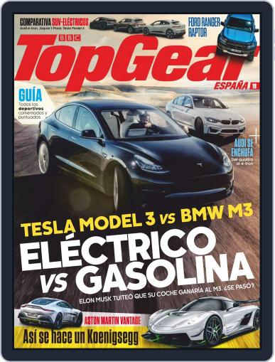 Top Gear España (Digital) May 1st, 2019 Issue Cover