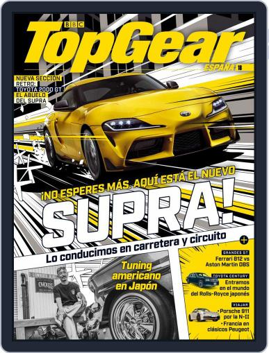 Top Gear España (Digital) July 1st, 2019 Issue Cover