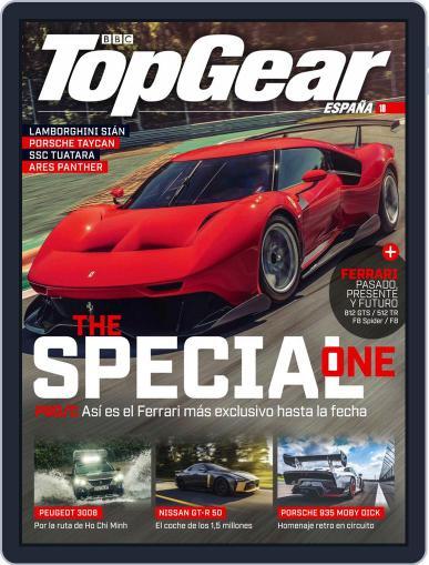 Top Gear España (Digital) September 1st, 2019 Issue Cover