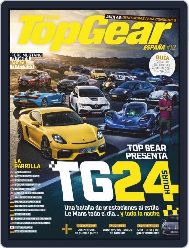 Top Gear España (Digital) November 1st, 2019 Issue Cover