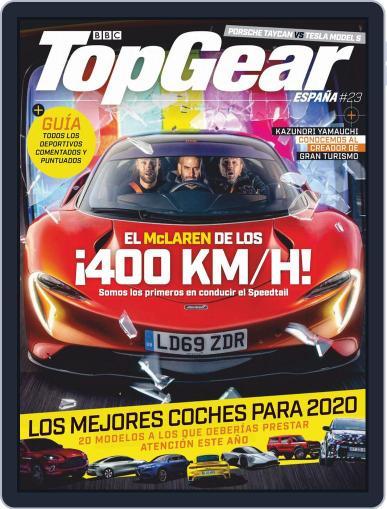 Top Gear España (Digital) January 1st, 2020 Issue Cover